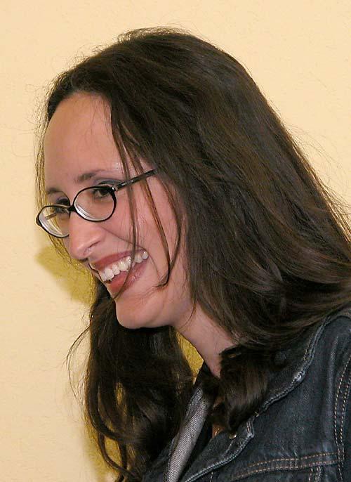 Sandra Geiger. - ABs348_500